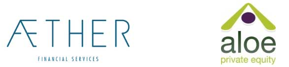Aether Financial Services et Aloe Private Equity signent un partenariat fiduciaire