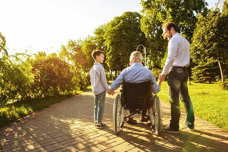 Aidants familiaux et réforme de l'aide de la dépendance