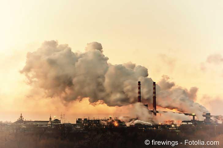 En Europe la pollution de l�air est loin d��tre ma�tris�e