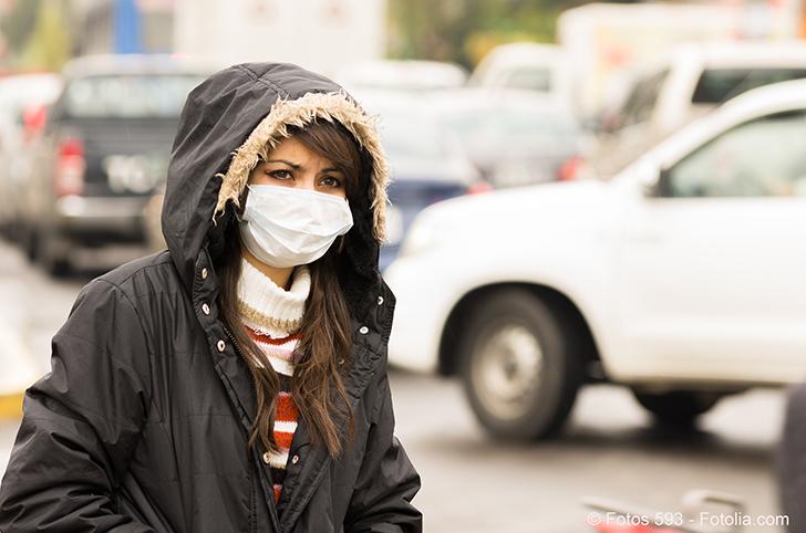 Les grandes villes françaises luttent d'une manière inégale conte la pollution de l'air