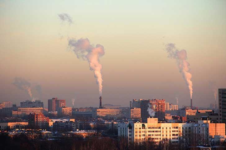 Un risque réel pour la santé : la pollution de l'air
