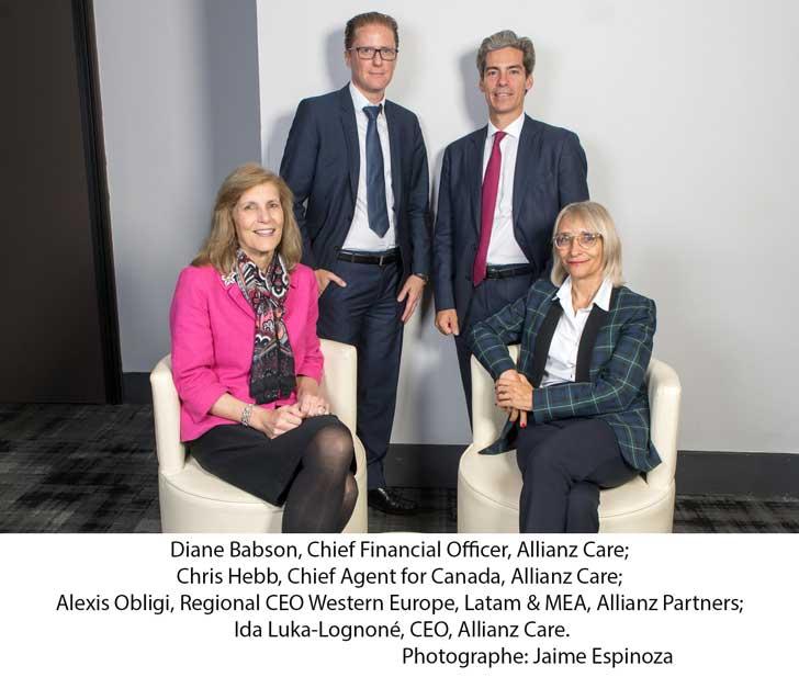Allianz Care ouvre une succursale au Canada