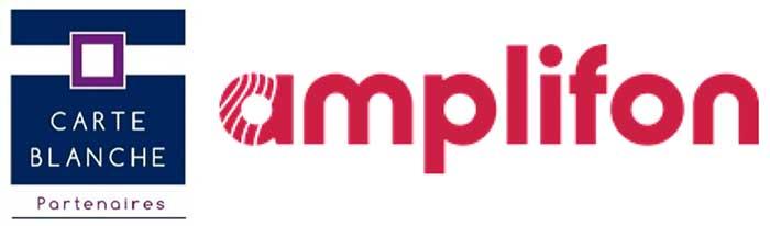 Les centres Amplifon int�grent le r�seau Audio de Carte Blanche Partenaires