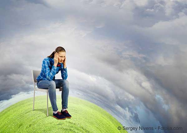 La pollution peut avoir des effets sur la santé mentale de la population