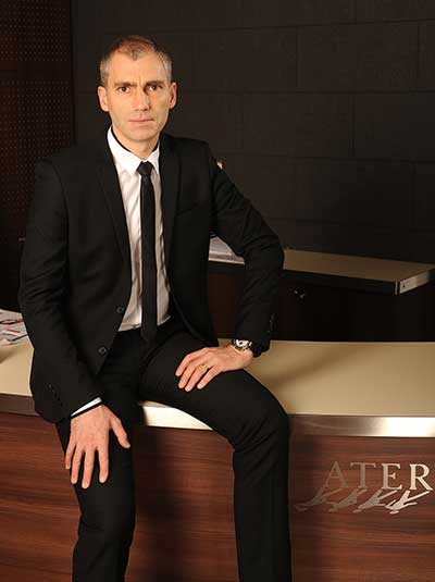 Interview exclusive de Olivier Oria (directeur général de la société ATER)