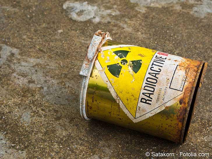 La France regorge de d�chets radioactifs en dehors de ceux destin�s � �tre stock�s � Bure