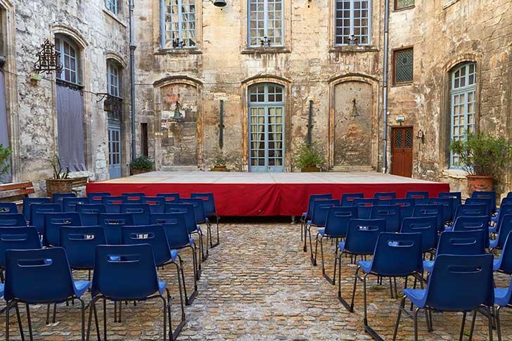 Le Festival d'Avignon annulé en 2020 prépare l'édition 2021 sous contrainte sanitaire
