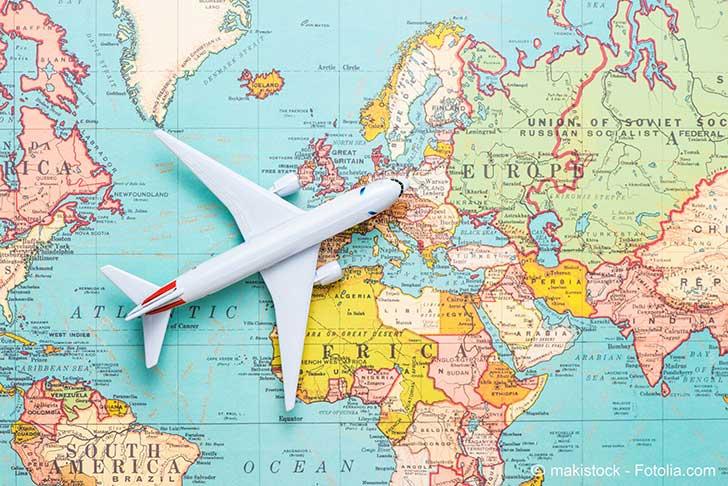 L�expansion du tourisme international contribue au r�chauffement climatique