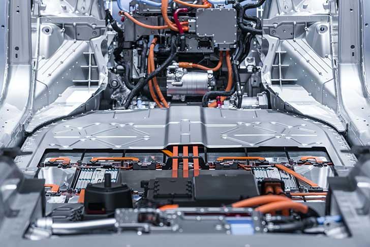L�Europe se pr�pare � construire les batteries pour les voitures de demain