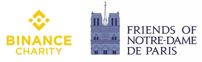 Binance fait un don de 3 211 bitcoins pour Notre-Dame de Paris