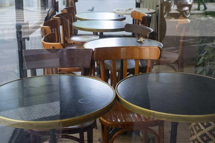 Avec l'ouverture des terrasses le 19 mai les restaurants qui en sont dotés se préparent à ouvrir dès cette date sans attendre le 9 juin