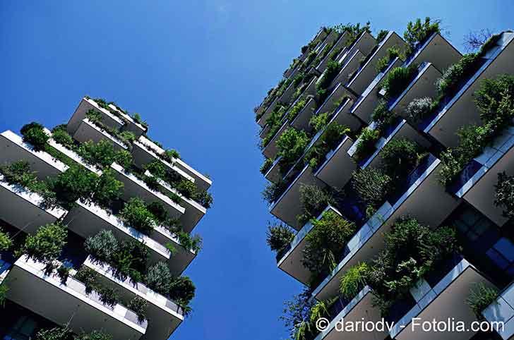 Les habitants des villes doivent pouvoir respirer d'où l'idée des forêts verticales