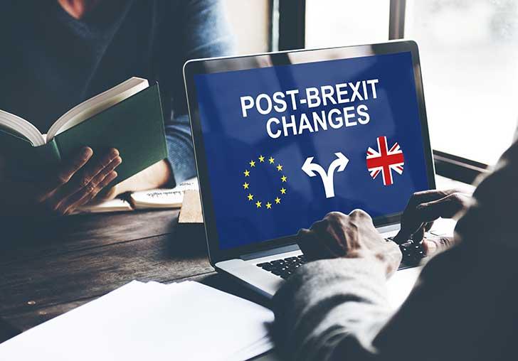 L��re post-Brexit commencera pour de bon le 1er janvier 2021