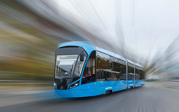 Les villes moyennes s'équipent en bus à haut niveau de service des BHNS