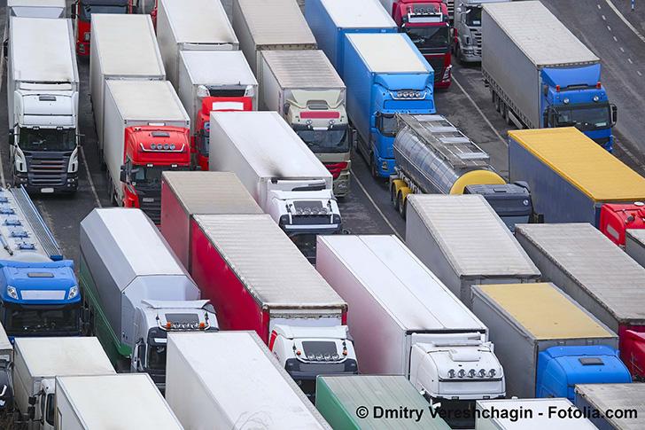 Le Parlement européen valide une réduction des émissions de CO2 des camions et des bus