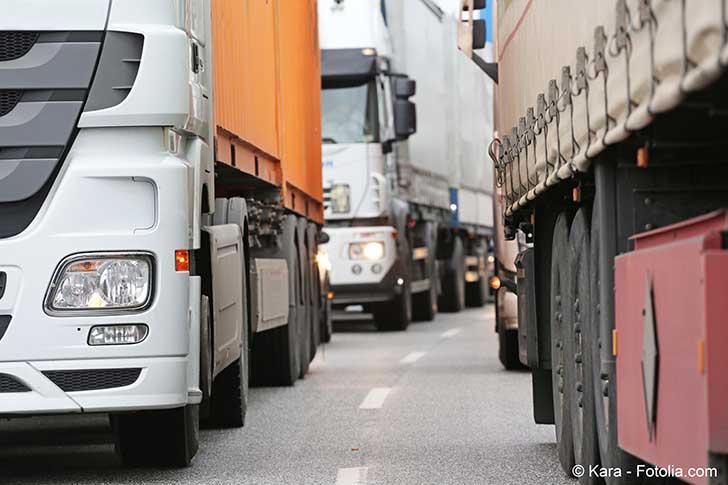 Les émissions de CO2 des camions vont enfin être contrôlées en Europe