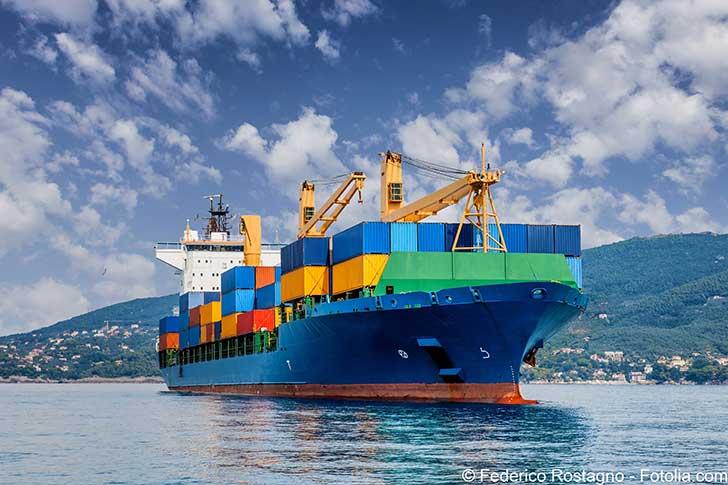 Les gros navires de commerce navigueront prochainement au gaz naturel