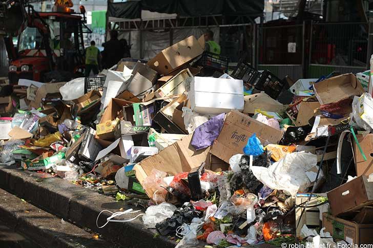 Le gaspillage alimentaire doit passer plus encore sous contrôle