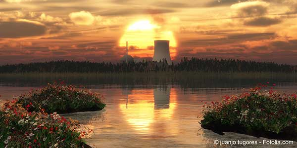 La centrale nucléaire de Chooz a été mise à l'arrêt à cause de la chaleur