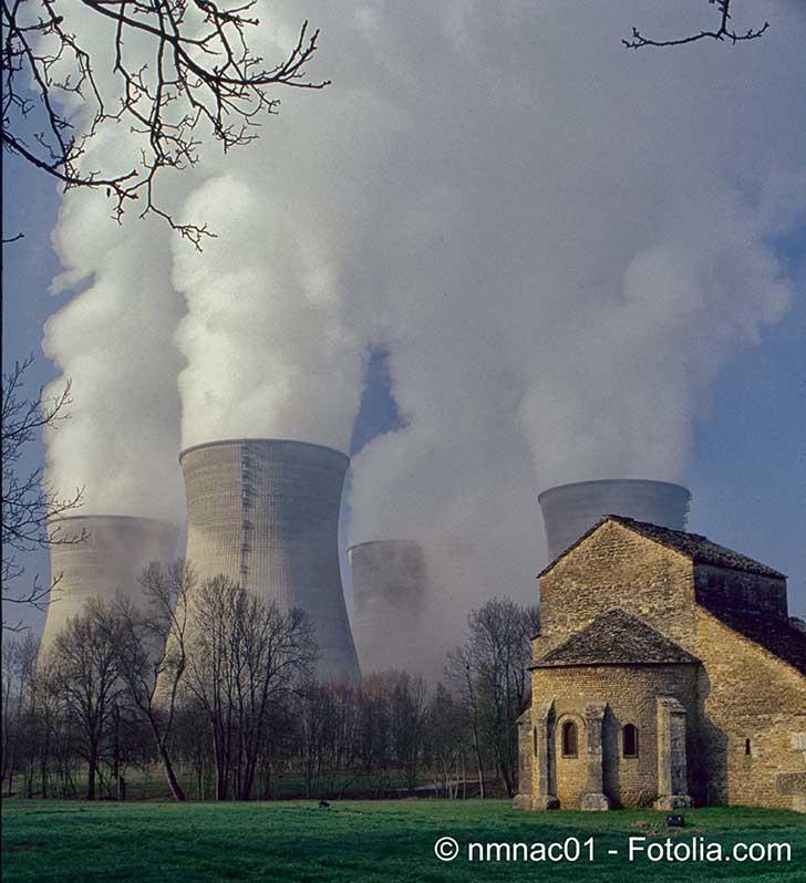 La place du nucléaire dans la production d'électricité reste à définir