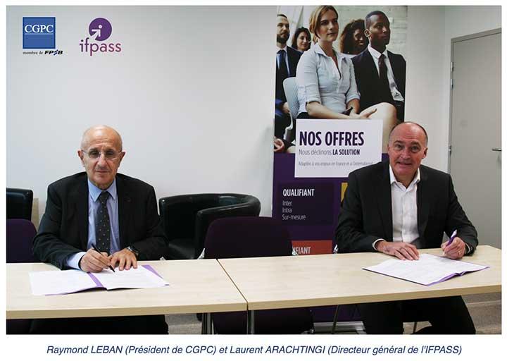 CGPC signe un partenariat avec l