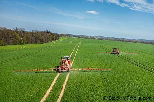 Les dangers des pesticides commercialités