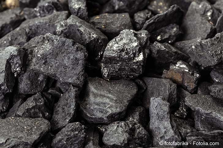 Le charbon avant d