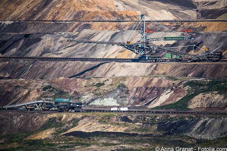 Le monde n'arrive pas à se débarrasser du charbon