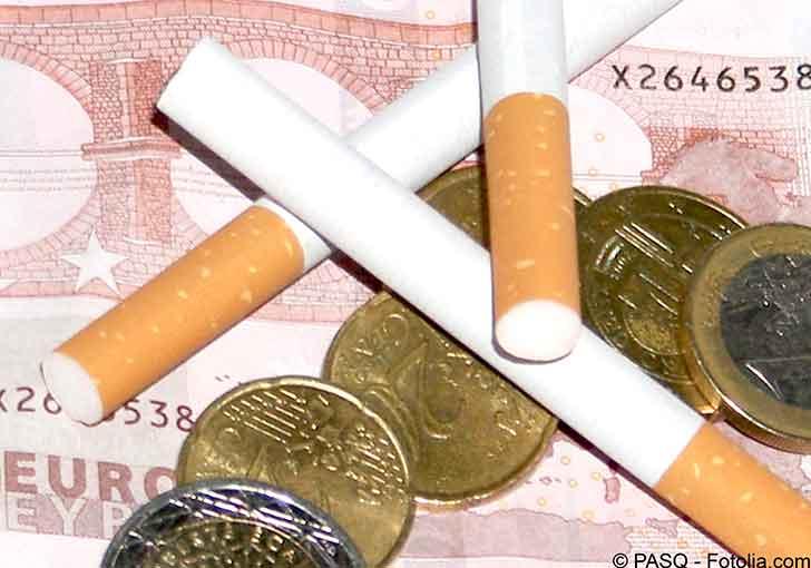 Le 1er mars est une journée historique le paquet de cigarettes augmente de 1 euro