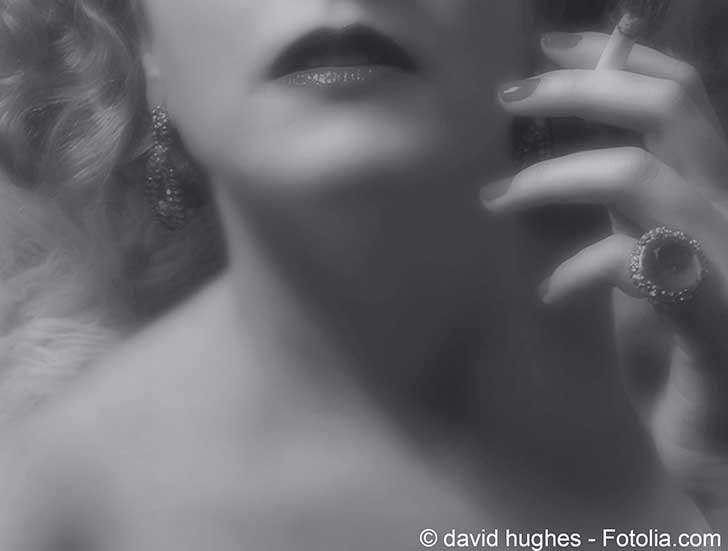 Le nombre de cigarettes fumées dans les films n'est pas un hasard