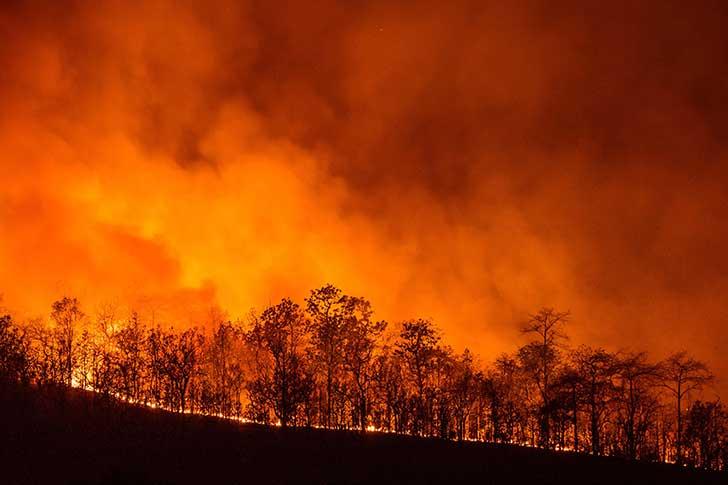 L'Europe n'est pas à l'abri des évènements climatiques extrêmes