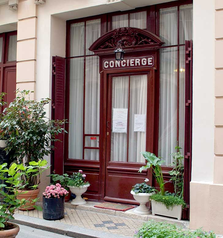 La r�organisation de la copropri�t� menace le poste de concierge