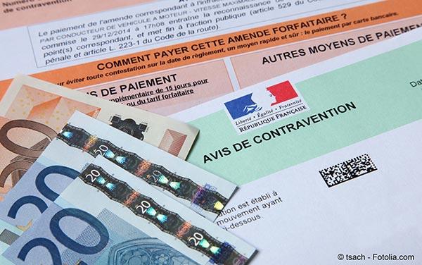 La transformation de délits routiers en contraventions a été votée