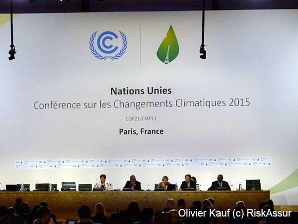 Des menaces planent sur la mise en �uvre de l�accord de Paris pour le climat