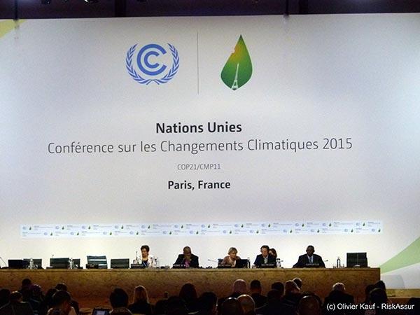 La France se prépare à ratifier l'Accord de Paris sur le climat