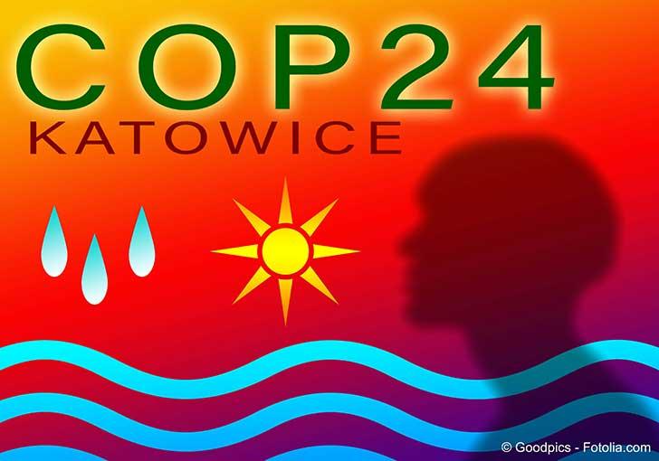 On commence par entendre parler de la COP 24