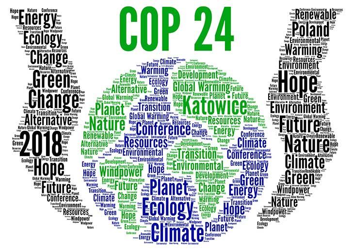 La COP 24 a débuté par le dépôt d'une motion pour la solidarité et la transition juste