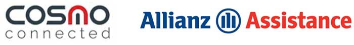 Cosmo Connected s�allie � Allianz Assistance
