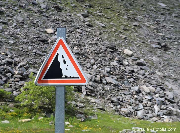 Le r�chauffement climatique fait �crouler les montagnes