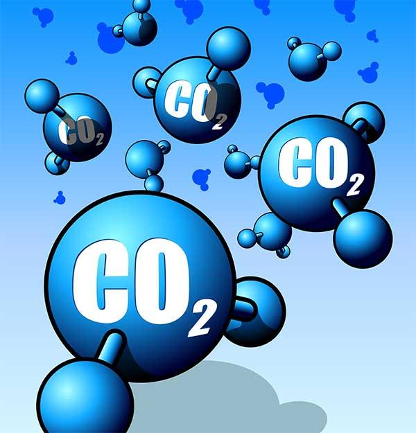Il faut extraire le CO2 de l'atmosphère