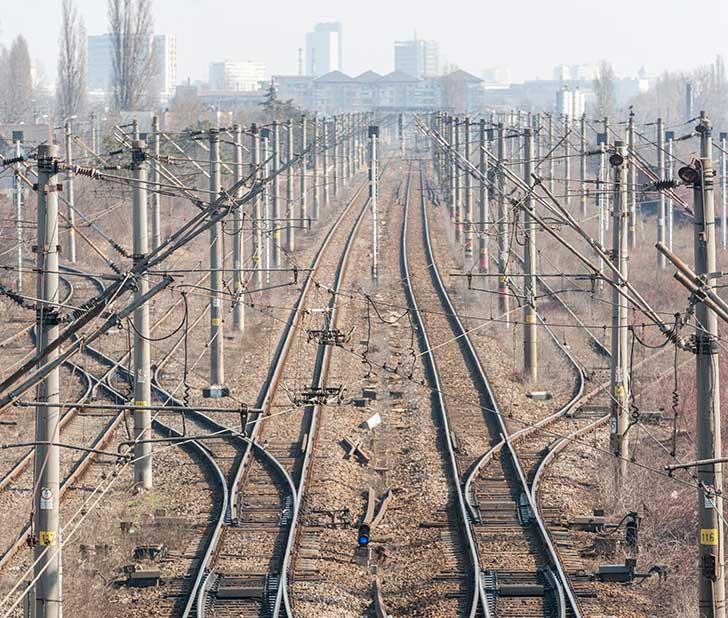 Autour des grands centres urbains, l'avenir est au rail