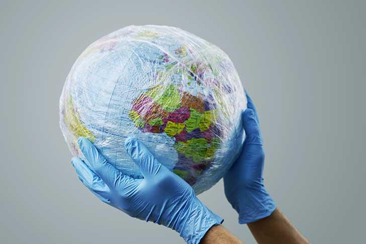 La lutte contre ce coronavirus devrait ouvrir des possibilit�s de lutte contre le r�chauffement climatique