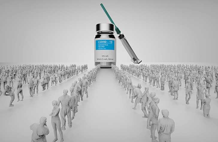 La vaccination en Europe est pour l'OMS d'une lenteur inacceptable