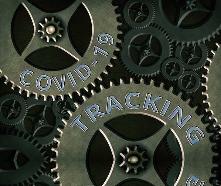 Le rétro-tracing se révèle efficace pour casser les chaînes de contamination de la Covid-19