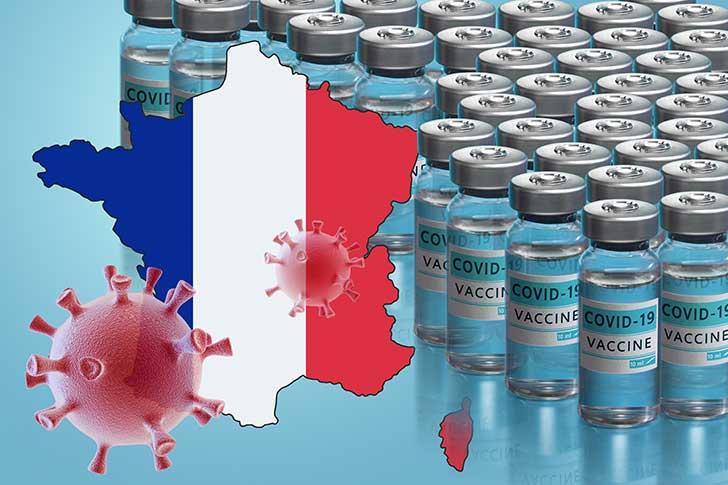 Alors qu�une baisse des cas en r�animation est amorc�e la France instaure une quarantaine face aux variants