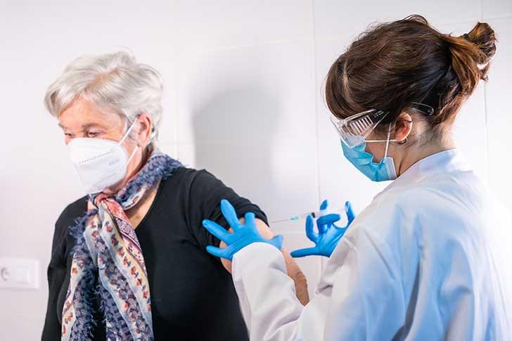 Le d�roulement de la campagne de vaccination des plus de 75 ans est conditionn� par l�arriv�e des vaccins
