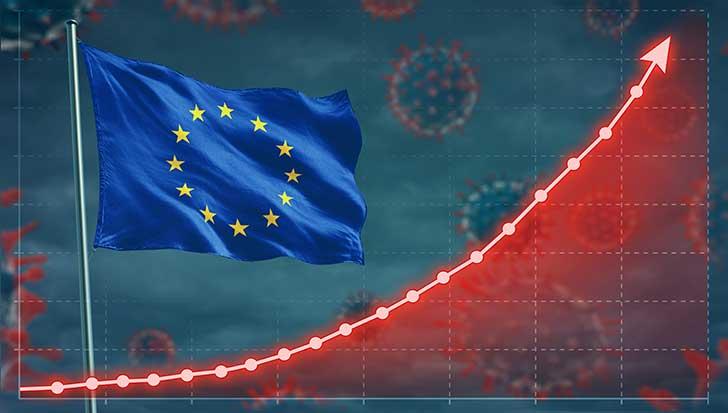 L'Europe est pour le moment l'épicentre dans le monde de la Covid-19