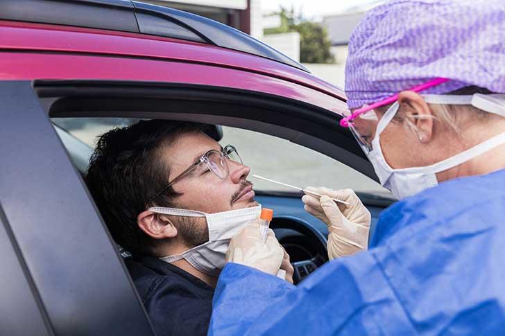 A partir du 15 octobre les tests pour les personnes non vaccin�es seront payants