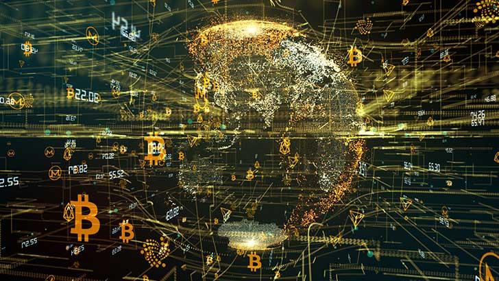 Cryptomonnaie de tous les fantasmes