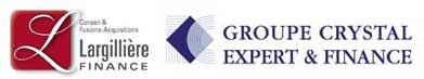 Le Groupe Crystal Expert & Finance entre au capital de Largilli�re Finance